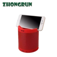 Quality Bluetooth speaker Q3 outdoor wireless portable stereo mobile phone stand is inserted into memory card U disk for sale