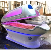 Quality Hydrotherapy Water Massage Spa Capsule Bed LED Hydra Spa Machine for sale