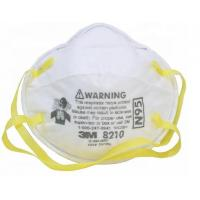 Buy cheap 8210 N95 Mask 3M Disposable Face Mask 3M Particulate Respirator 160 EA / Case from wholesalers