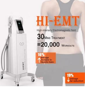 Quality 2020 New Fat Removal Body Slimming Machine EMSculpture for sale