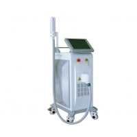 Buy cheap 15HZ Vertial Fiber Coupled Diode Laser 810nm Laser Epilation Hair Removal Laser from wholesalers