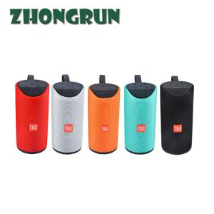 Quality Wireless Speaker Portable GT113 Wireless speaker plug-in card Outdoor sports small audio network cloth art audio for sale