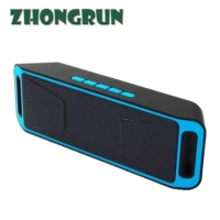 Quality Dual speaker SC208 magic sound manufacturer subwoofer bluetooth sound foreign trade hot style 2019 new OEM customization for sale