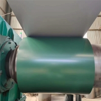 Buy cheap color coated galvanized steel coil from wholesalers