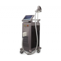 Buy cheap Laser Epilation Machine Salon Laser Hair Removal System 10 bars 600W from wholesalers