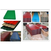 Buy cheap PPGI roofing sheet/Color coated prepainted roofing sheet from wholesalers
