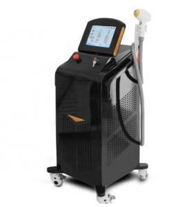 Quality Non Channel 755 808 1064 Laser Hair Removal Tri Wavelength Diode Laser Hair Loss Machine for sale