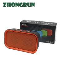 Quality Wireless Bluetooth small Speaker N13 outdoor portable Stereo Mini portable gift Speaker for sale