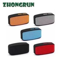 Quality Wireless Bluetooth speaker plug-in card small speaker N10U new mini outdoor sports subwoofer manufacturers wholesale for sale