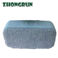 Quality New Bluetooth speaker 555i cloth dual-speaker card subwoofer power amplifier for sale