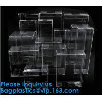 Quality PLASTIC BOX, CLEAR BOX, PET BOX, PP BOX, PVC BOX, ROUND SHAPE BOX, PLASTIC CASE, BOX WITH HANGER for sale