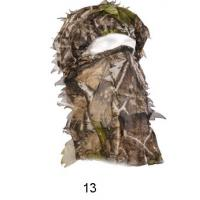 Quality 3D Leaf Hunting Facemask Safty Full Fase Mask 3D Leafy Sneaky Mask Duck Hunting Face Mask for sale