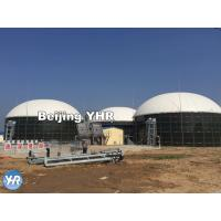 2000000 Gallons Well Storage Tank 0.25 - 0.45 Mm Coating Thickness
