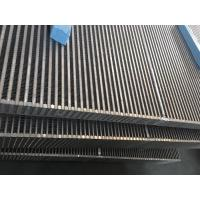 Quality Customized Aluminum Air to Air Heat Exchanger Core For Automotive After Market Cooler for sale