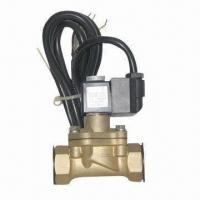 Quality High Pressure Solenoid Valve, 0.035 to 0.35MPa Working Pressure for sale