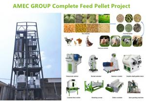 Quality 10t/H Poultry Feed Line for sale