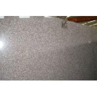 China Customized G687 Peach Red Granite Window Sill with bullnose , ogee Edge on sale