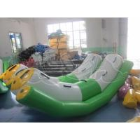 Buy cheap Double Inflatable Water Totter Game For sale from wholesalers