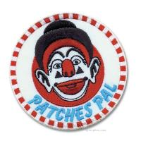 Quality garment embroidered patch for sale