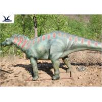 Quality Customizable Realistic Dinosaur Statues Water Park Decoration for sale