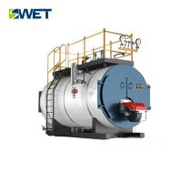 Quality Fire Tube Industrial Gas Fired Steam Boiler Gas Fired Steam Boiler Stable Air Pressure for sale