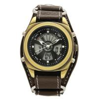 Quality Cool wrist analog digital mens watch With Stainless Steel Case for sale