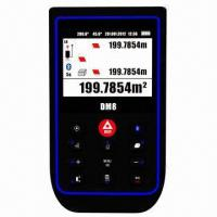 Best 200m Laser Distance Meter with 2.4-inch Color Display, Bluetooth Technology and Digital Pointfinder wholesale