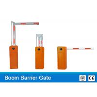 Quality Traffic Control Spiked Road Barrier 90 Degree Folding Boom Gate Brushless DC Motor for sale