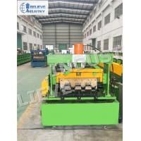 Quality Metal Floor Deck Roll Forming Machine YX75-200-600 for sale