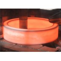 Buy cheap Hot Rolled EN 42CrMo4 Forged Steel Rings Q+T Heat Treatment Gear Blnaks from wholesalers