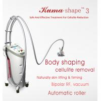 Quality sculpting body fat liposuction therapy cellulite RF Kuma shape/ Body Cavitation Vacuum Shaping/ laser slimming for sale