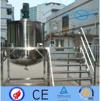 Bright Stainless Fermentation Tank , Jacketed Brite Tank Brewing Equipment