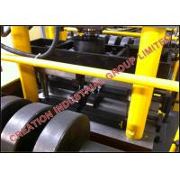 Buy Metal Z Section Profile Purlin Roll Forming Machine with Cold Roled Steel Strips at wholesale prices