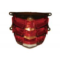 Quality ABS Motorcycle Driving Lights , Performance Motorcycle Parts Motors Tail Lamp for sale
