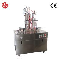 Quality Hair Spray Mousse Aerosol Spray Paint Filling Machine 0.65-1.0mpa Working Pressure for sale