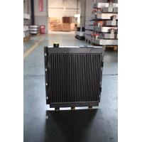 Quality Aluminum bar& plate water cooler for automotive heavy duty truck for sale