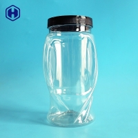 China Leak Proof King Size 1280ML 42OZ Leak Proof Plastic Jar on sale