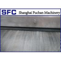 Quality High Efficiency Rotary Drum Sieve Screen , Wastewater Rotating Drum Screen for sale