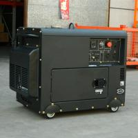 Quality Honda type Porable 5kw silent diesel generator single  phase hot sale for sale
