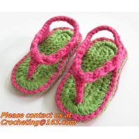 China baby sandals ,summer crochet toddler shoes,cheap kids slipper 9/10/11CM china baby shoes on sale