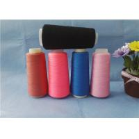 Best Virgin 100% Spun Polyester Color Yarn 20s/2 On Dyeing Tube for Sewing Thread wholesale