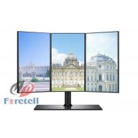 Quality HDMI VGA Signal LCD Video Wall System With Bezelless Monitor 178° Viewing Angle for sale