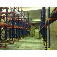 Quality Adjustable Selective Drive In Pallet Racking System With 11800mm Max Height for sale
