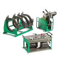 Buy cheap 90/355 mm PE butt welder MM-Tech High quality HDPE pipe hydraulic butt fusion from wholesalers