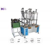Quality Semi Auto PVC Cylinder Forming Machine Tube Dia 200mm 0.6Mpa Air Pressure for sale