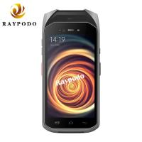 Buy cheap Barcode Scanner Devices Support 1D / 2D UHF Function With Android 7 . 1 WIFI from wholesalers