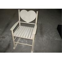 Best Custom Wood Side Contemporary Modern Dining Room Chairs In Ivory Color Heart Back wholesale
