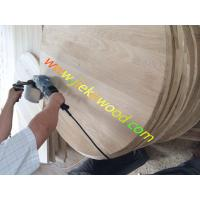 Quality UV and PU OAK table top worktop for sale