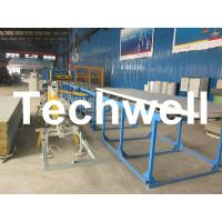 Best Rock Wool & PU Sandwich Panel Making Machine For Prefab House, Mobile House TW-RKW1250 wholesale