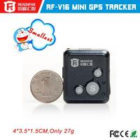 China china top ten selling products go everywhere mini gps personal locator tracking device, smaller gps tracking device on sale